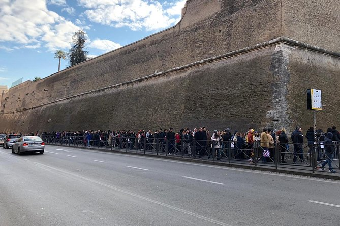 Sistine Chapel and vatican museum's advance tickets before public opening hours photo 1