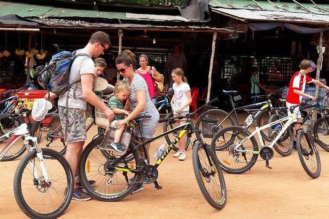 Experience In Siem Reap by Bike
