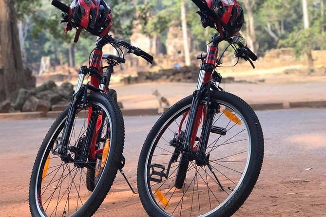 Experience In Siem Reap by Bike