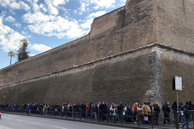 Sistine Chapel and vatican museum's advance tickets before public opening hours photo 7