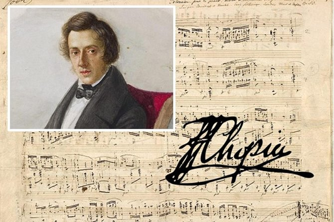 A Day In The Life of Frédéric Chopin in Paris, Private Tour