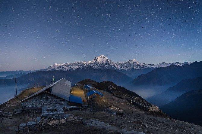 Annapurna Khopra Ridge