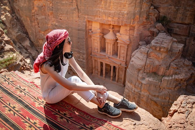 2-Day Petra from Eilat
