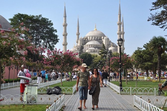 Highlights of Istanbul Walking Tour