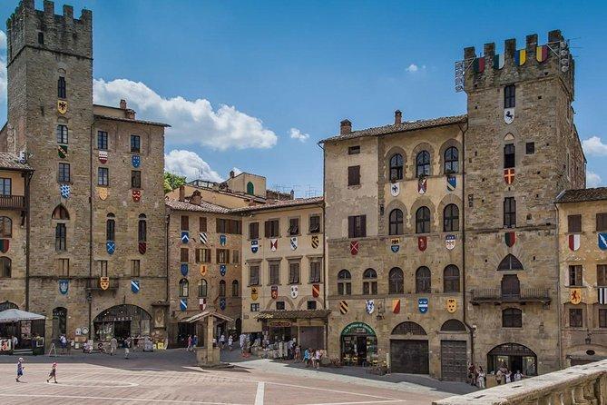 Arezzo Private walking tour