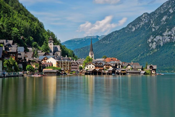 Full-Day Private Trip from Vienna to Hallstatt