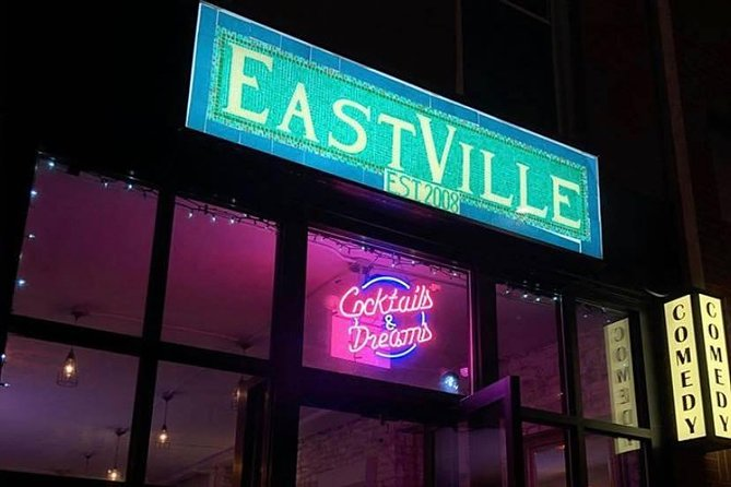 Eastville Comedy Club