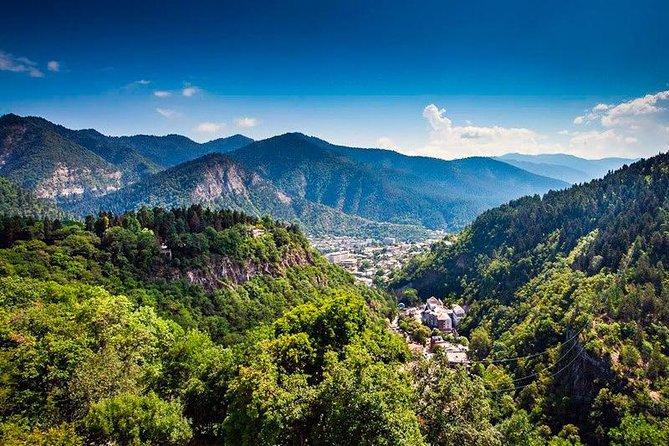 Sightseeing Tour in Vardzia, Likani, and Borjomi