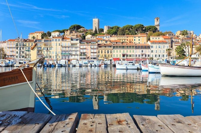 Private Transfer: Rome City to Cannes and vice versa