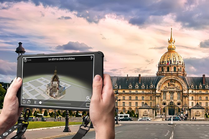 Full-Day Paris Immersive Bus Tour with Priority Access Ticket for Louvre
