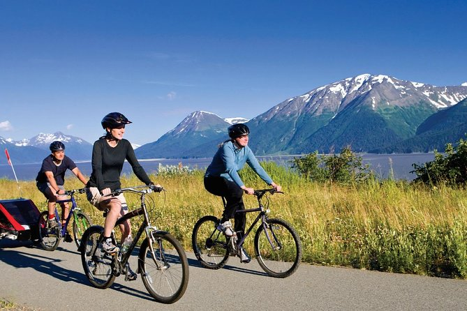 Self-Guided Bike Tour from Bird Creek to Girdwood