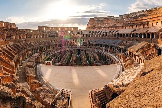 90-Minute Colosseum Restricted Gladiator's Arena Tour