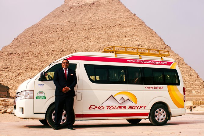 Private Transfer from Cairo to Alexandria by Vehicle