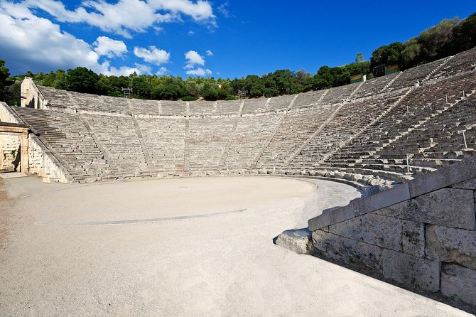 Private Day Tour to Epidaurus, Nafplio and Mycenae from Athens photo 5
