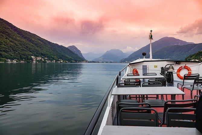 Lake Lugano and Lake Como from Milan for small group - max 7 pax