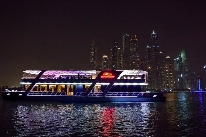 Tours & Tickets by Dubai Marina Luxury Dhow Dinner Cruise photo 6