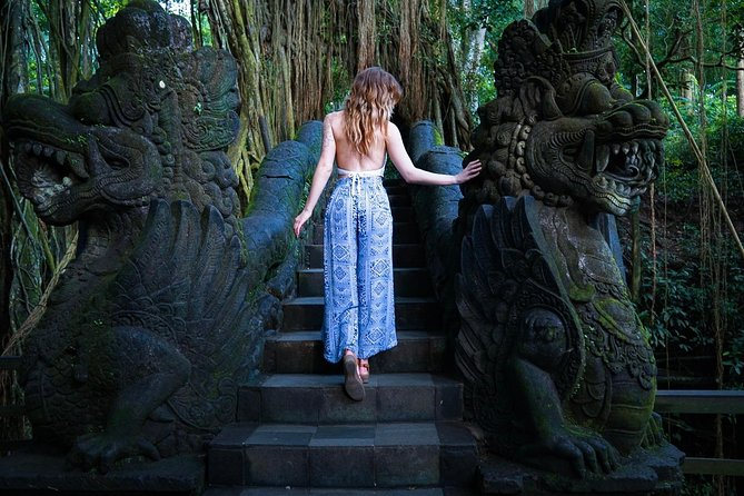 Bali Private Ubud Tour & Bali Swing Rice Field - Include All Tickets Entrance photo 7