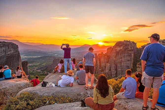 Two Days Rail Tour to Meteora from Thessaloniki