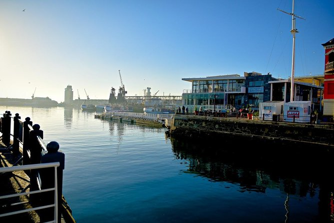 V&A Waterfront & Historic City Walking Tour