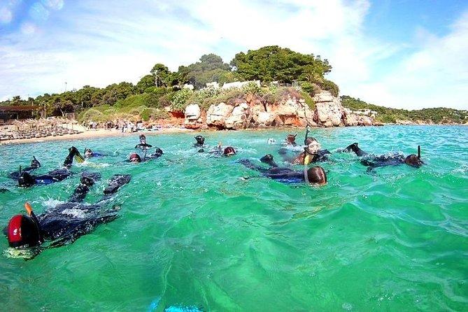 Snorkeling Adventure in Athenian Riviera
