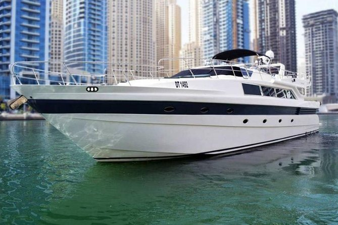 Majesty 86 Ft ( Luxury Private Yacht)