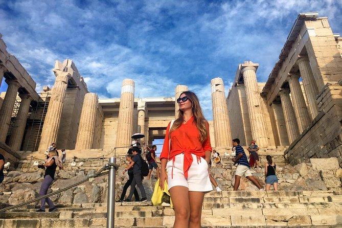Athens/ Acropolis & Cape Sounion/ Poseidon Temple private tour (10 hours)