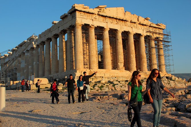 Private Walking Tour of Athens: The Acropolis photo 1