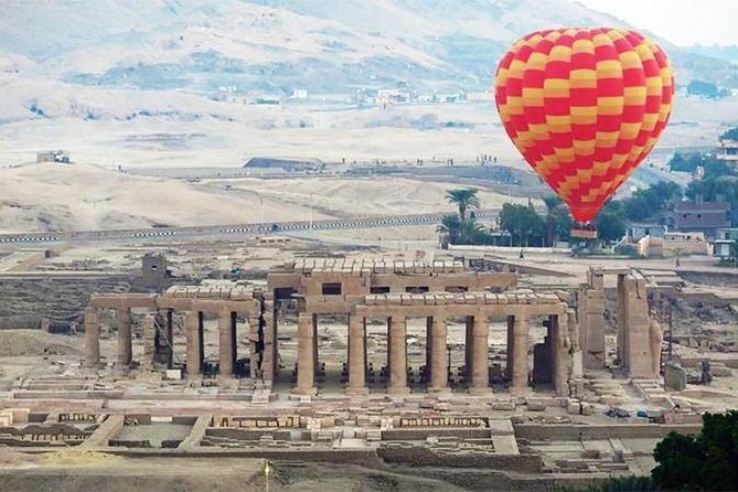 Balloon, west and east