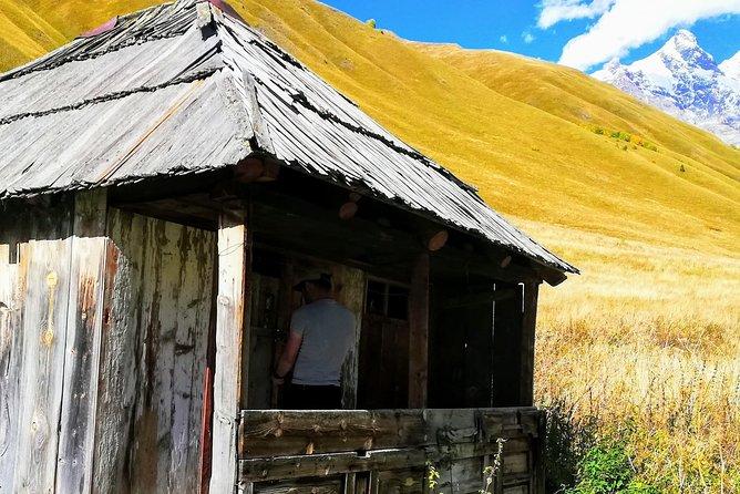 Mestia - Ushguli 3 Days Trekking