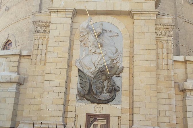 Day Tour Old Cairo ، and saint Simon Cavendish church photo 2