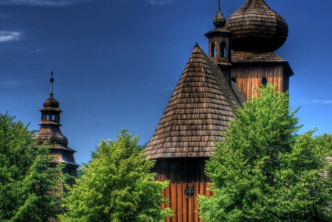 Wooden Architecture Route in Malopolska Region Guided Tour