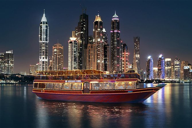 Desert Safari and Dhow Cruise Dinner Marina (Limited Offer) photo 9