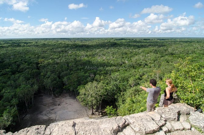 Coba and Cenotes Choo Ha & TanKach Ha Private Tour from Tulum hotels