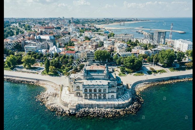 Constanța city - day trip to Black Sea coast, walking tour and sea food, private photo 1