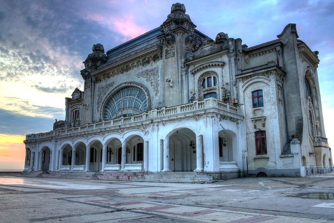 Constanța city - day trip to Black Sea coast, walking tour and sea food, private photo 12