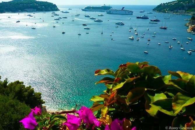 Private Shore Excursion from Villefranche - Nice: Full day Western French Riviera (8 hours)