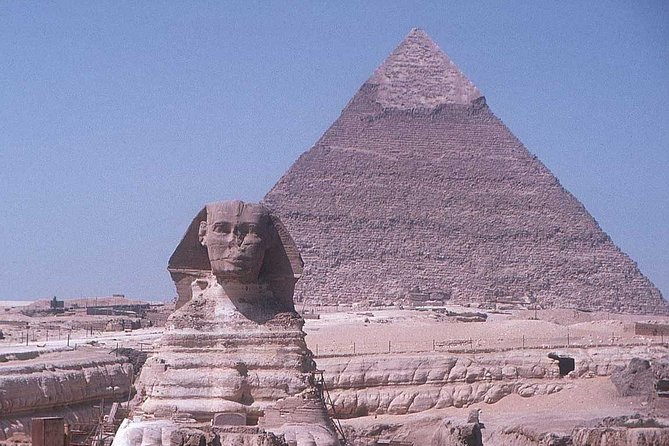 magnificent day tour pyramids of Giza - sphinx & saqqara from Cairo