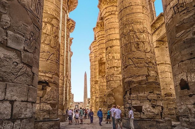 2 Days Luxor Private Tour from Safaga, with accommodation