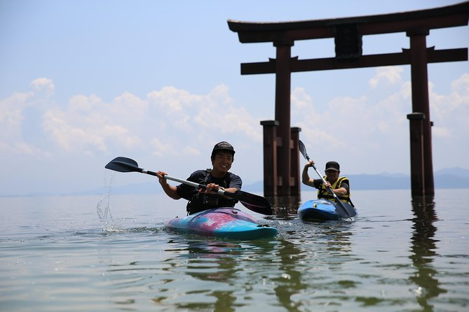 Shirahige Shrine Kayak Tour