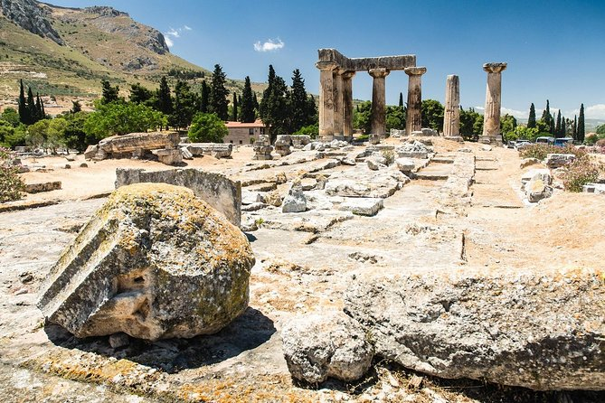 Private Tour: Ancient Corinth Half Day Tour from Athens