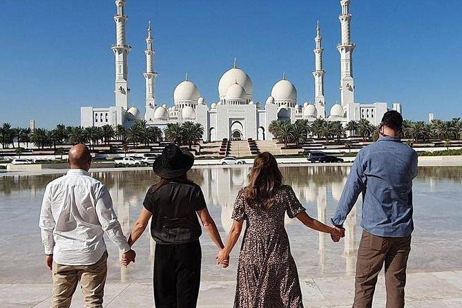 8 Hours Abu Dhabi Private Tour