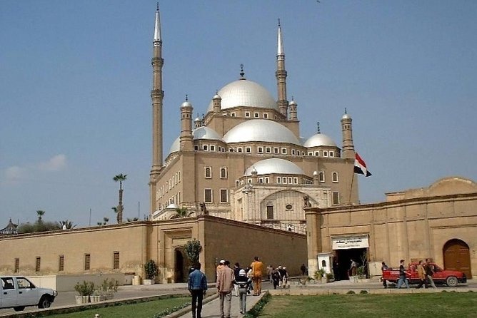 Cairo layover tour to Egyptian museum and citadel photo 6
