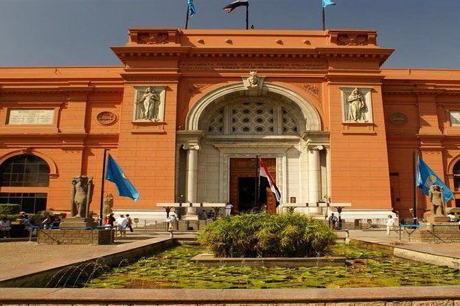 Cairo layover tour to Egyptian museum and citadel photo 11