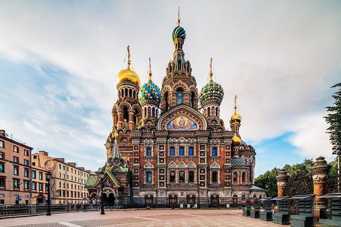 St. Petersburg Join-in Tour: Сity Tour + Peterhof and Catherine's Palace photo 15