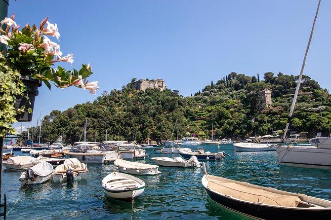 Excursão para grupos pequenos em Portofino e Santa Margherita saindo de Gênova com passeio de barco