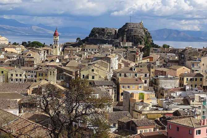 Corfu Town city break