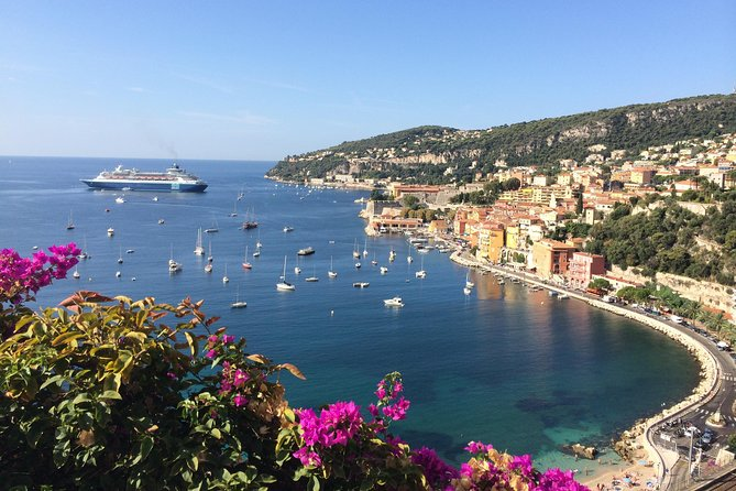 Private Shore Excursion from Villefranche - Nice: Half day Eastern French Riviera ( 6 hours)