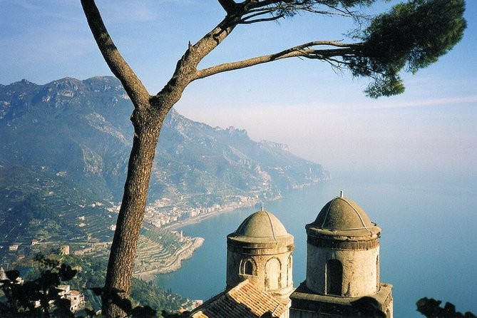 The Villas of Ravello - From Naples