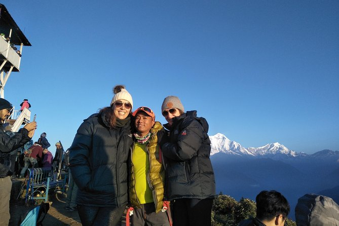 Short Ghorepani Poon Hill Trek – 2 Days