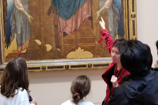 Private family tour in the Louvre, art is fun ! photo 9